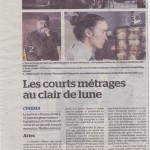 Article La Marseillaise 25 août