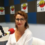 Photo Maud Soleil FM